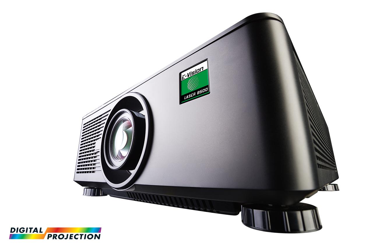 E-Vision 8500 Digital Projection Laser