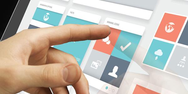 Volanti InGlass Technology Touch Screen