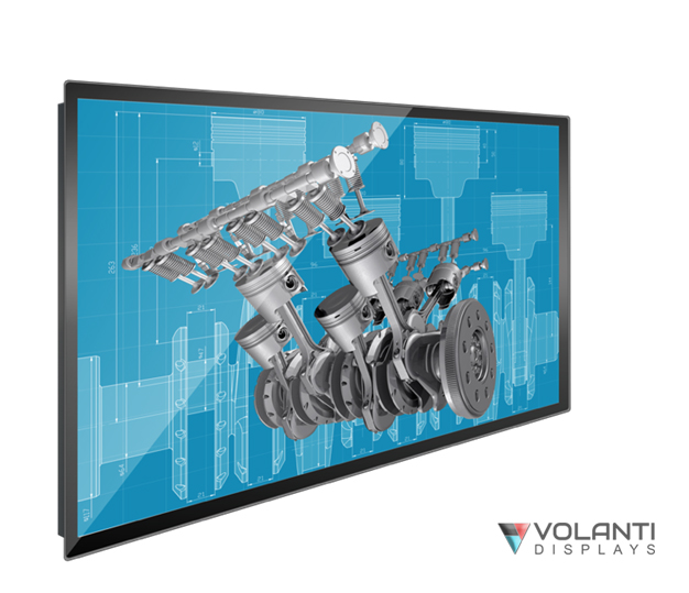 Volanti - InGlass Technology - display