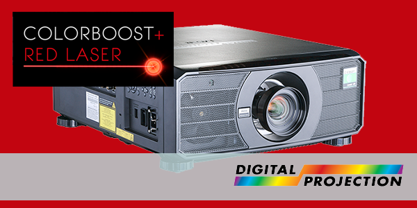 New Vision Series Projectors With Color Boost Technology