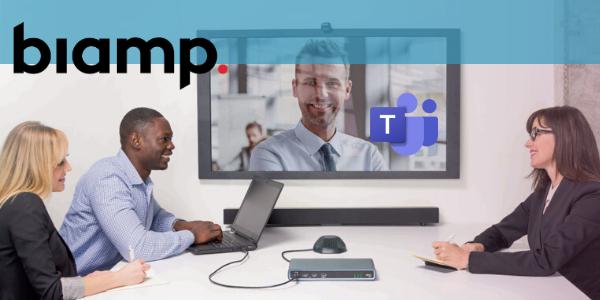 Biamp Certified for Microsoft Teams