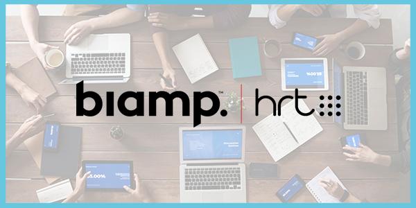 Biamp Acquires HRT